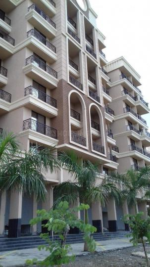 Building Image of 1150 Sq.ft 2 BHK Apartment for rent in Ulwe for 12000