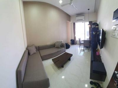 Gallery Cover Image of 650 Sq.ft 2 BHK Apartment for rent in Lower Parel for 75000