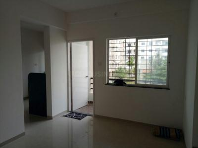 Gallery Cover Image of 800 Sq.ft 1 BHK Apartment for rent in Kanhe for 5000