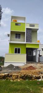 Gallery Cover Image of 1250 Sq.ft 2 BHK Villa for buy in Varadharajapuram for 6200000
