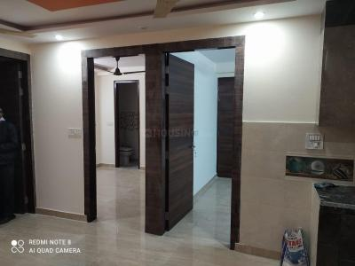 Gallery Cover Image of 600 Sq.ft 2 BHK Independent Floor for rent in Dwarka Mor for 14000