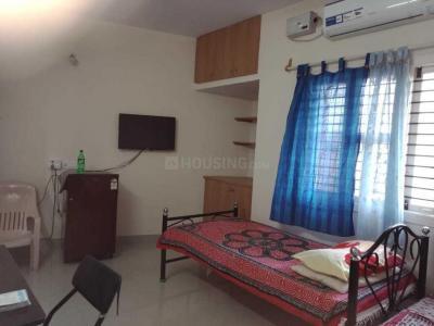 Bedroom Image of Krupa Homestay PG in Hennur Main Road