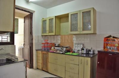 Kitchen Image of Gurvinder House in Sector 51