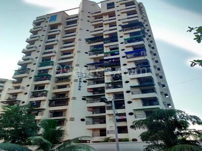 Gallery Cover Image of 811 Sq.ft 2 BHK Apartment for rent in Kharghar for 26000