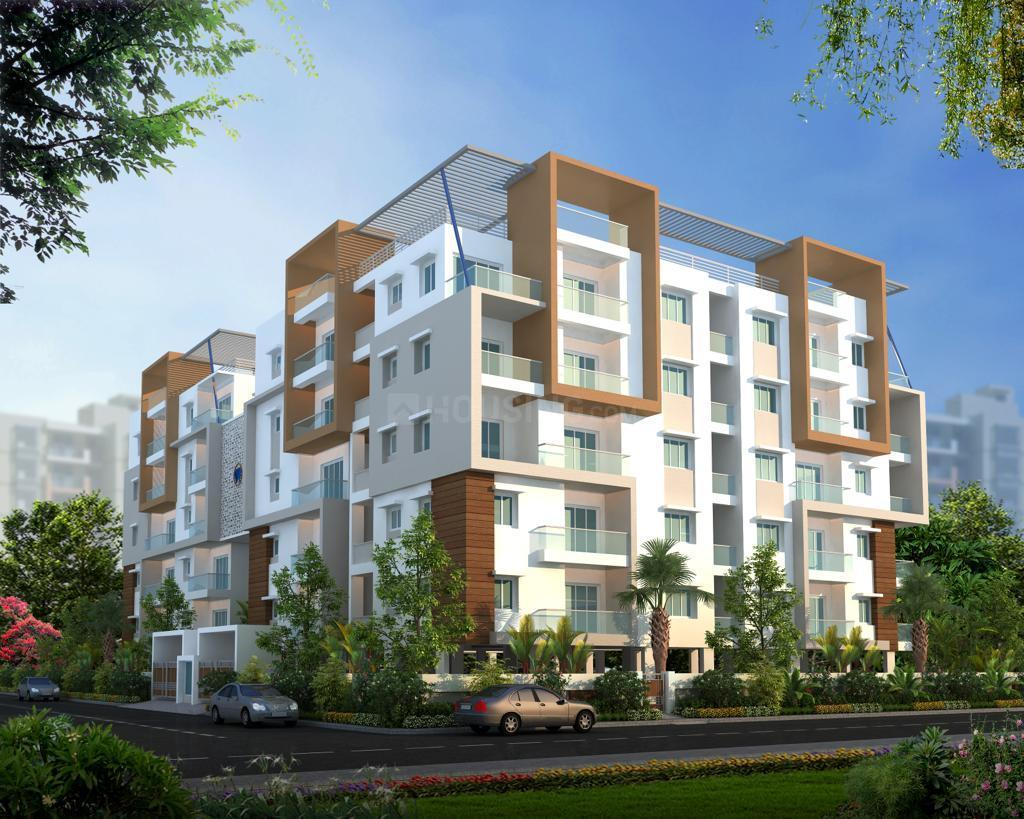 Building Image of 1638 Sq.ft 3 BHK Apartment for buy in Serilingampally for 8000000