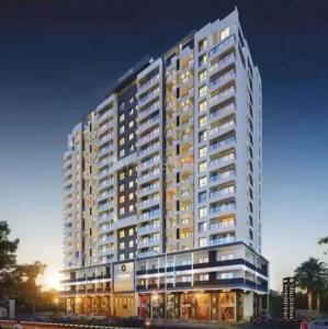 Gallery Cover Image of 1330 Sq.ft 3 BHK Apartment for buy in Dhayari for 8800000