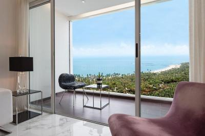 Gallery Cover Image of 2193 Sq.ft 4 BHK Apartment for buy in Raheja Exotica, Madh for 45000000