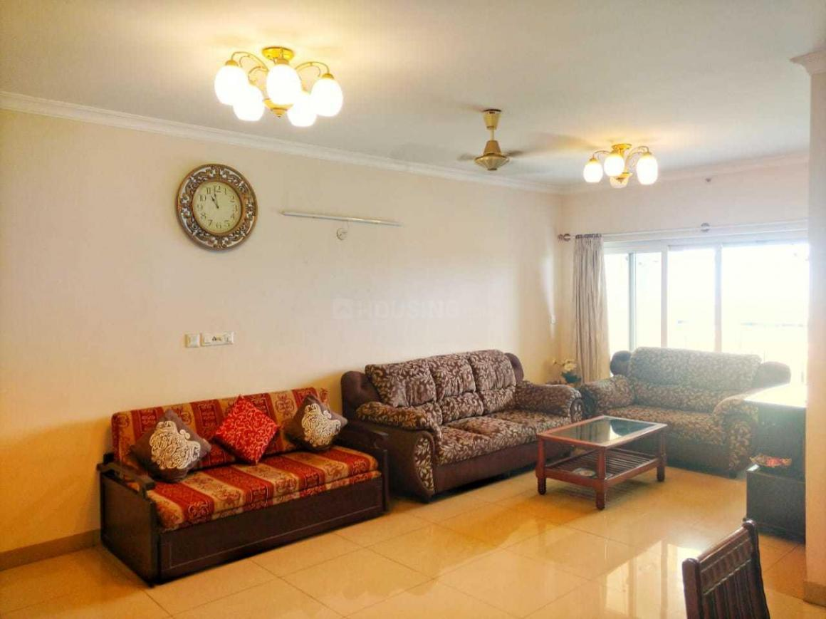 Living Room Image of 1620 Sq.ft 3 BHK Apartment for rent in Vignana Kendra for 32000