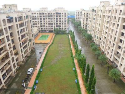 Gallery Cover Image of 635 Sq.ft 1 BHK Apartment for buy in Shree Saibaba Ashok Nagar, Thane West for 6700000
