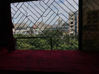 Balcony Image of Single Big Room With Kitchen Use in Malad West