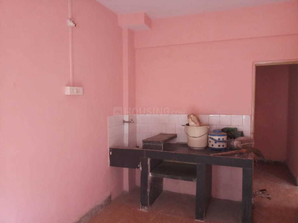 Kitchen Image of 400 Sq.ft 1 RK Apartment for rent in Dombivli East for 6000
