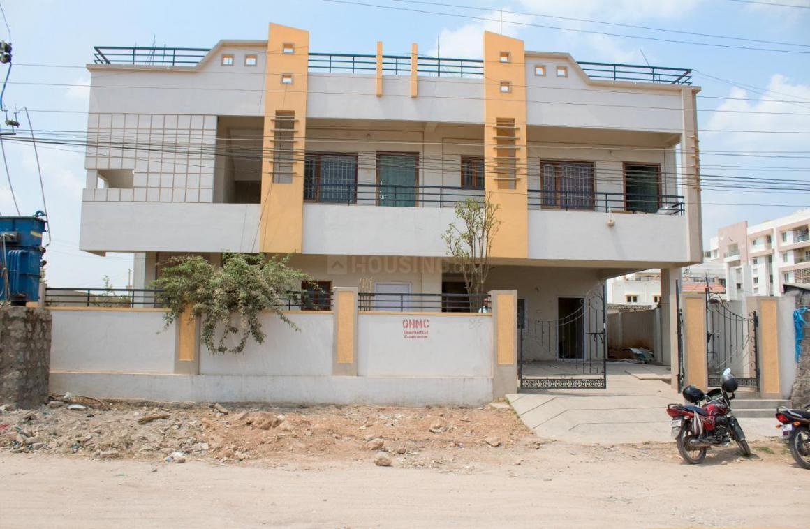 Building Image of 1300 Sq.ft 2 BHK Independent House for rent in Madhapur for 21600