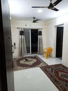Gallery Cover Image of 640 Sq.ft 1 BHK Apartment for rent in JVM Spaces Pearl, Thane West for 16000