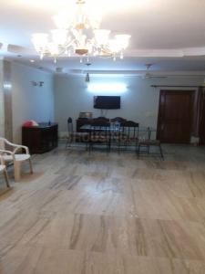 Gallery Cover Image of 1400 Sq.ft 3 BHK Independent Floor for rent in Kalkaji for 45000