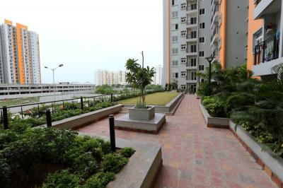 Gallery Cover Image of 1655 Sq.ft 3 BHK Apartment for buy in L&T Eden Park - Peach, Siruseri for 7447500
