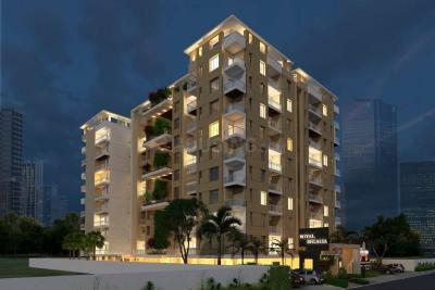 Gallery Cover Image of 1163 Sq.ft 2 BHK Apartment for buy in Royal Regalia, Lalarpura for 3990000