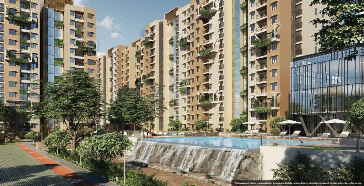 Building Image of 1200 Sq.ft 2 BHK Apartment for buy in Hosahalli for 6300000