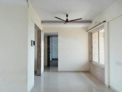 Gallery Cover Image of 650 Sq.ft 1 BHK Apartment for rent in Eden Woods Complex, Thane West for 17500