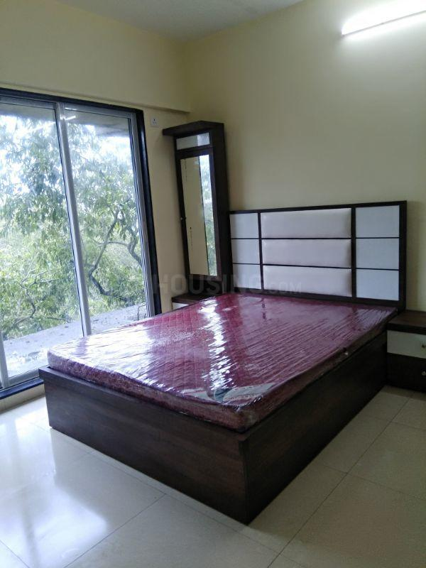 Bedroom Image of 800 Sq.ft 2 BHK Apartment for rent in Dahisar East for 23000