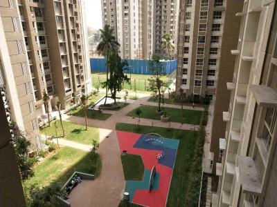 Gallery Cover Image of 890 Sq.ft 2 BHK Apartment for buy in Thane West for 9500000