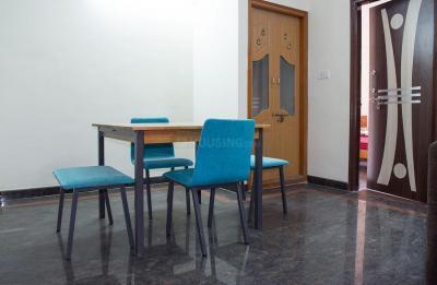 Dining Room Image of PG 4643084 Sadduguntepalya in Sadduguntepalya