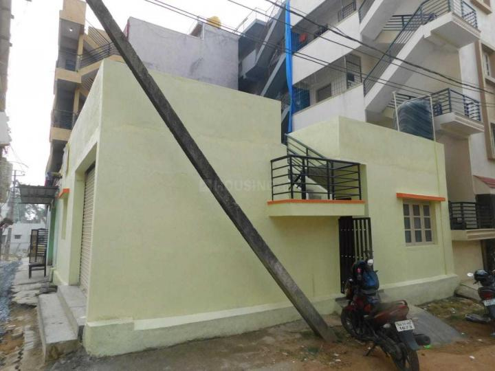 Building Image of 738 Sq.ft 2 BHK Independent House for rent in Akshayanagar for 12000