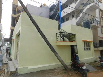 Gallery Cover Image of 738 Sq.ft 2 BHK Independent House for rent in Akshayanagar for 12000