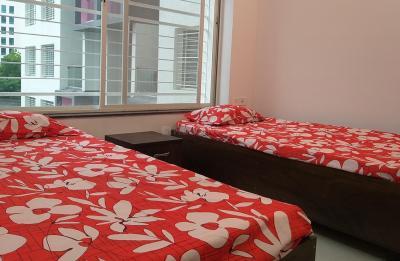 Bedroom Image of 306 C Tinsel Town in Hinjewadi