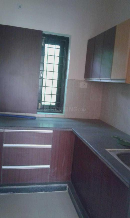 Kitchen Image of 900 Sq.ft 1 BHK Independent House for buy in Posh Colony for 3800000