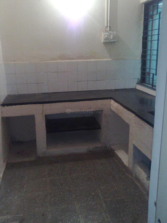 Kitchen Image of 1200 Sq.ft 2 BHK Independent House for rent in New Thippasandra for 27000