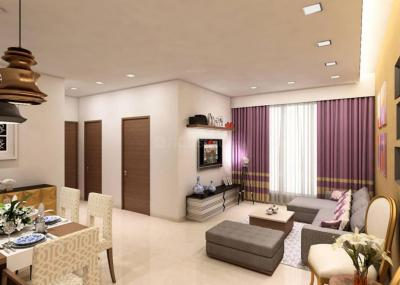 Gallery Cover Image of 1093 Sq.ft 2 BHK Apartment for buy in Bandra East for 23200000
