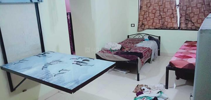 Bedroom Image of Samiksha Paying Guest Services in Sanpada