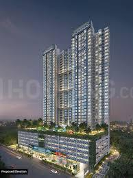Gallery Cover Image of 1122 Sq.ft 2 BHK Apartment for buy in Wadhwa TW Gardens, Kandivali East for 15500000