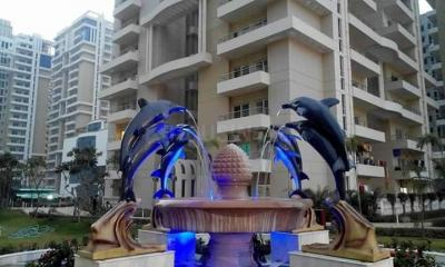 Gallery Cover Image of 1950 Sq.ft 3 BHK Apartment for rent in Sector 137 for 23000