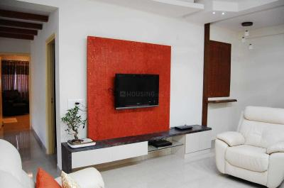 Gallery Cover Image of 1650 Sq.ft 3 BHK Apartment for buy in BM Silver Woods, Somasundarapalya for 9500000