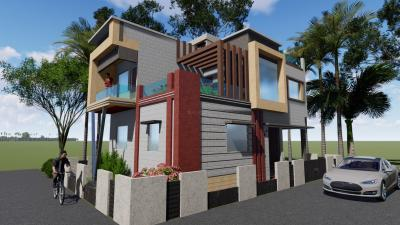 Gallery Cover Image of 1080 Sq.ft 2 BHK Villa for buy in Joka for 2600000