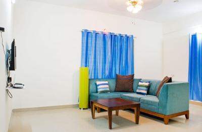 Living Room Image of PG 4642527 Hebbal in Hebbal