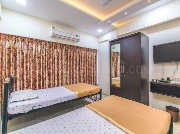 Bedroom Image of Anil Gupta PG in Malad West