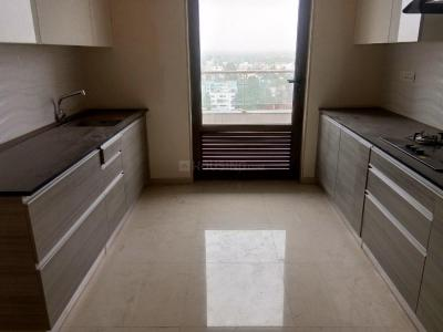 Kitchen Image of 1750 Sq.ft 3 BHK Independent Floor for buy in Bramha Corp F Residences, Wadgaon Sheri for 14800000