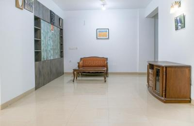 Gallery Cover Image of 1200 Sq.ft 3 BHK Apartment for rent in Jakkur for 21800