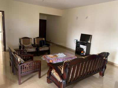 Gallery Cover Image of 1885 Sq.ft 3 BHK Apartment for rent in Veracious Vani Vilas, Yelahanka for 24500