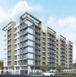 Gallery Cover Image of 640 Sq.ft 1 BHK Apartment for buy in Bhagwati Bella Vista, Ulwe for 5900000