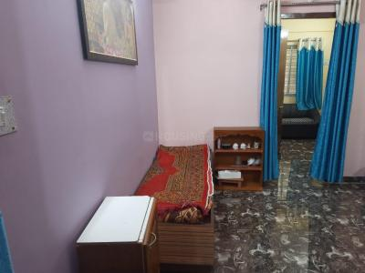 Gallery Cover Image of 700 Sq.ft 1 BHK Independent House for rent in Kaikhali for 3500