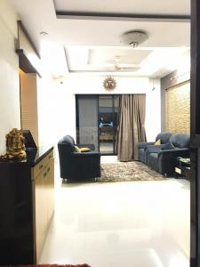 Gallery Cover Image of 1495 Sq.ft 3 BHK Apartment for rent in Kamothe for 22000