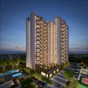 Gallery Cover Image of 1181 Sq.ft 3 BHK Apartment for buy in Mahindra Windchimes, Arakere for 18000000