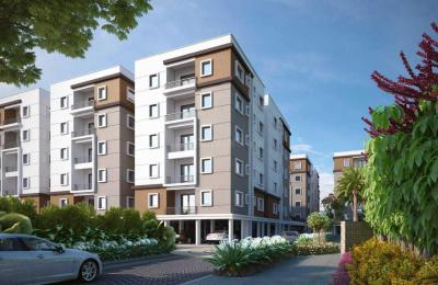Gallery Cover Image of 1530 Sq.ft 3 BHK Apartment for buy in Kollur for 5355000