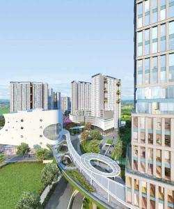Gallery Cover Image of 1538 Sq.ft 3 BHK Apartment for buy in Serene At Brigade Cornerstone Utopia, Varthur for 7828000