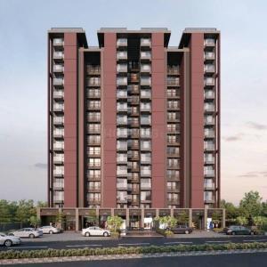 Gallery Cover Image of 1550 Sq.ft 3 BHK Apartment for buy in Kaveri Soham Vivanta, Bopal for 6500000