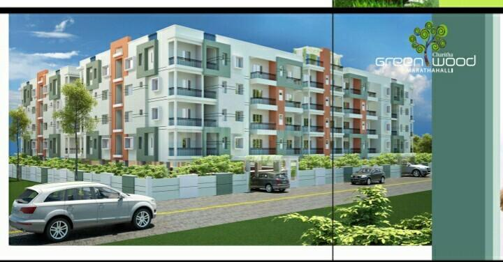 Building Image of 1455 Sq.ft 3 BHK Apartment for buy in Marathahalli for 6300000