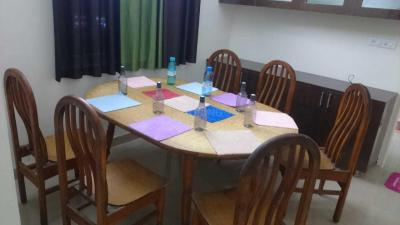 Dining Area Image of 3bhk Flat Sharing For Girls in Kukatpally